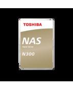 "Toshiba N300 NAS - Hårddisk - 14 TB - inbyggd - 3.5"" - SATA"