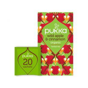 Te PUKKA Wild Apple Cinnamon 20/FP