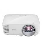 BenQ MW809ST - DLP-projektor - bärbar - 3D - 3000 ANSI lumen