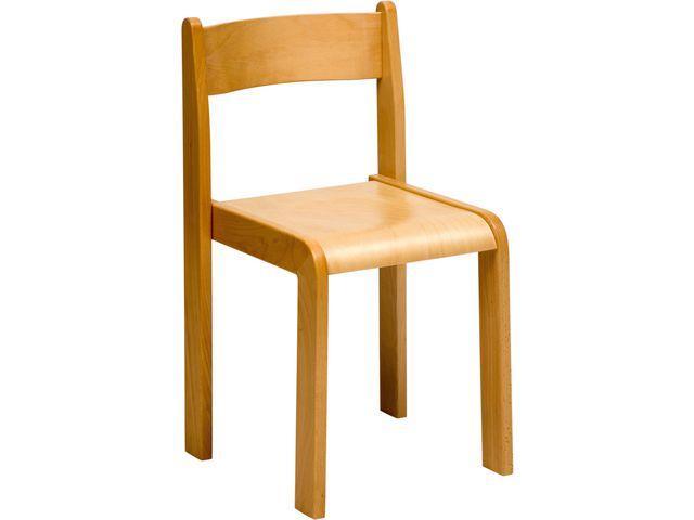 Barnstol, sitthöjd 34cm