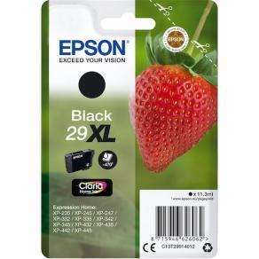 Epson 29XL - 11.3 ml - XL - svart - original