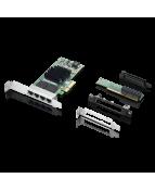 Intel I350-T4 - Nätverksadapter - PCIe 2.1 - Gigabit Ethernet x