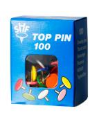 Häftstift Top Pin sorterat (100)