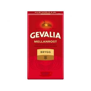 Kaffe GEVALIA Brygg Mellanrost, 500g