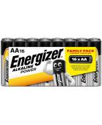 Batteri ENERGIZER Power AA 16/FP
