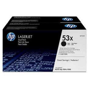 Toner HP Q7553XD 53X Svart 2/FP