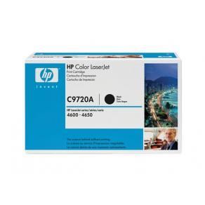 Toner HP C9720A 641A Svart
