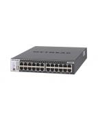 NETGEAR M4300-24X - Switch - L3 - Administrerad - 24 x 10