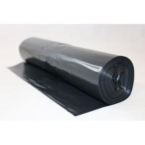 Plastsäck LD 60L 50my svart 25/RL