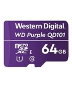 WD Purple SC QD101 WDD064G1P0C - Flash-minneskort - 64 GB
