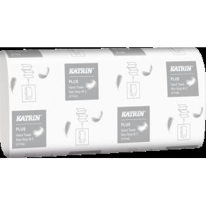 Pappershandduk KATRIN Plus Non-Stop M3, 3-lager, 20.3cm, 1800/fp