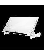 GO Flex Document Holder, Large, adjustable, transparent