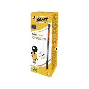 Stiftpenna BIC Matic 0.7, sorterade färger, 12st