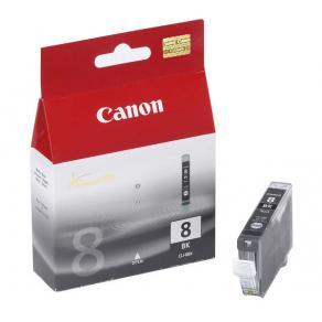 Canon CLI-8Bk - Svart - original - bläcktank