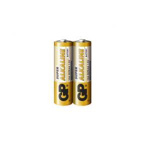 Batteri GP Super Alkaline AA LR6, 2/fp