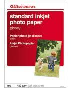 Fotopapper OD A4 gloss 100/fp