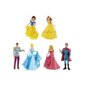 Prins och Prinsessor BULLYLAND 6/FP