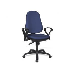 Kontorsstolar - Kontorsstol Ergo Syncro blå