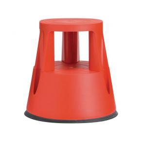 Stegpall Twinco Twin Lift Röd, höjd 41cm