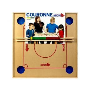 Couronnespel, 75x75cm