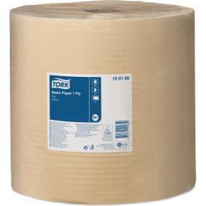 Industritorkrulle TORK brun stor W1