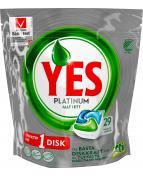 Yes Platinum Maskindisk 29 st