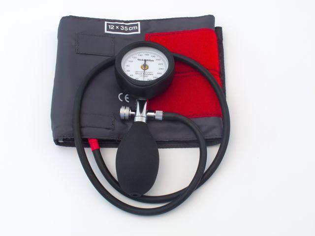 Blodtrycksmätare kpl 9x28cm 1-slang
