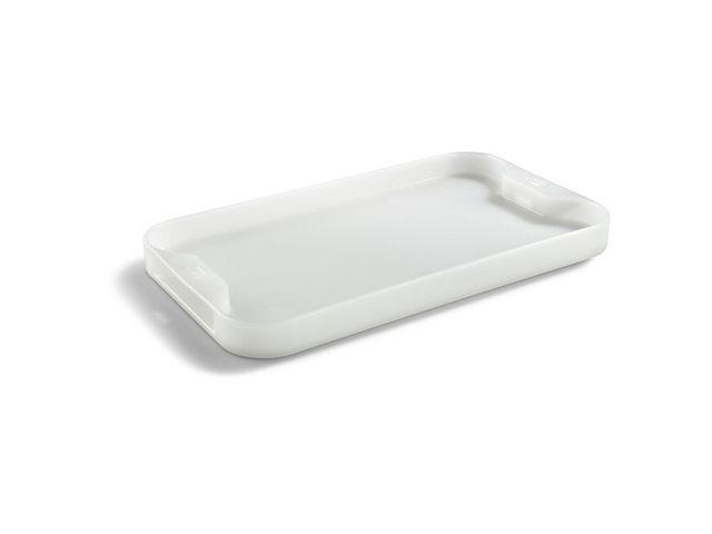 Målarbricka / Skärbräda vit