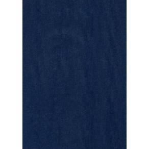 Presentpapper ribbad blå