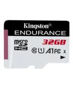 Kingston High Endurance - Flash-minneskort - 32 GB - A1 / UHS-I