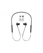 Lenovo - Hörlurar med mikrofon - inuti örat - nackrem