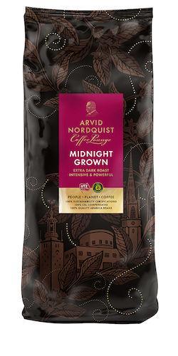 Kaffe Midnight grown 6x1000g