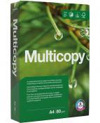 MultiCopy papper A4 80g hålat