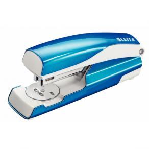 Häftapparat Leitz Wow 5502 Blå, klammerborttagare, 30ark