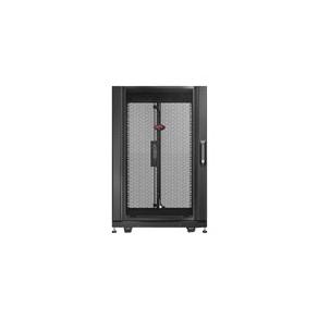 """APC NetShelter SX - Rack skåp - svart - 18U - 19"""" - för P/N:"""