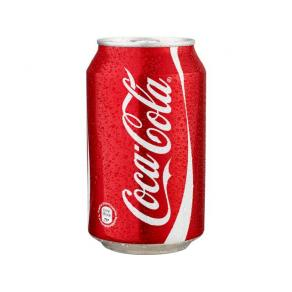 Mineralvatten & Läsk - Dricka COCA COLA burk 33cl
