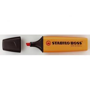 Överstrykningspenna STABILO Original Orange, 10st