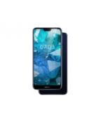 Nokia 7.1 - Pekskärmsmobil - dual-SIM - 4G LTE - 64 GB