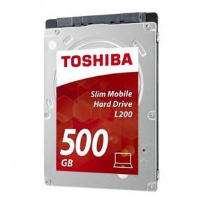 "Toshiba L200 Laptop PC - Hårddisk - 500 GB - inbyggd - 2.5"""