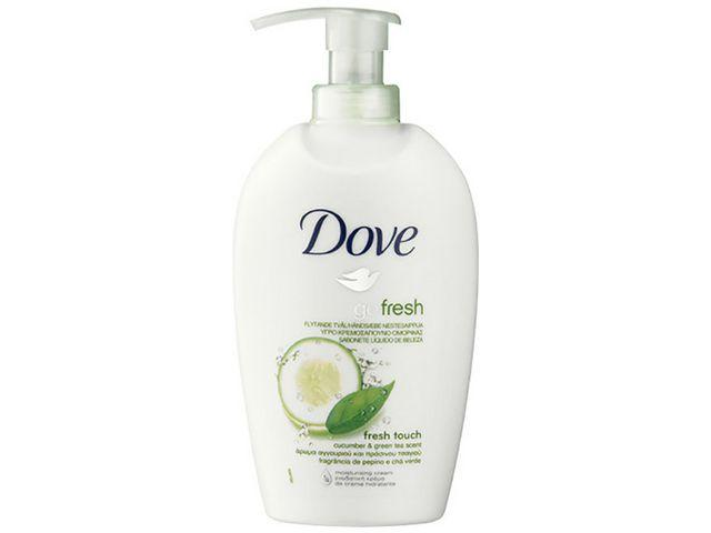 Tvål Dove Cream Wash, pump, 250ml