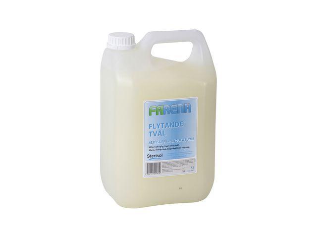 Tvål Flytande Farena Mild, 5L, 3st 3st