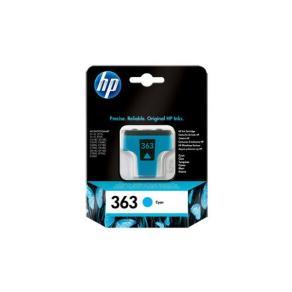 Bläckpatron HP C8771EE 363 Cyan
