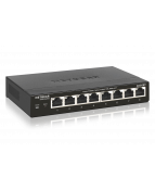 NETGEAR Pro GS308T - Switch - smart - 8 x 10/100/1000