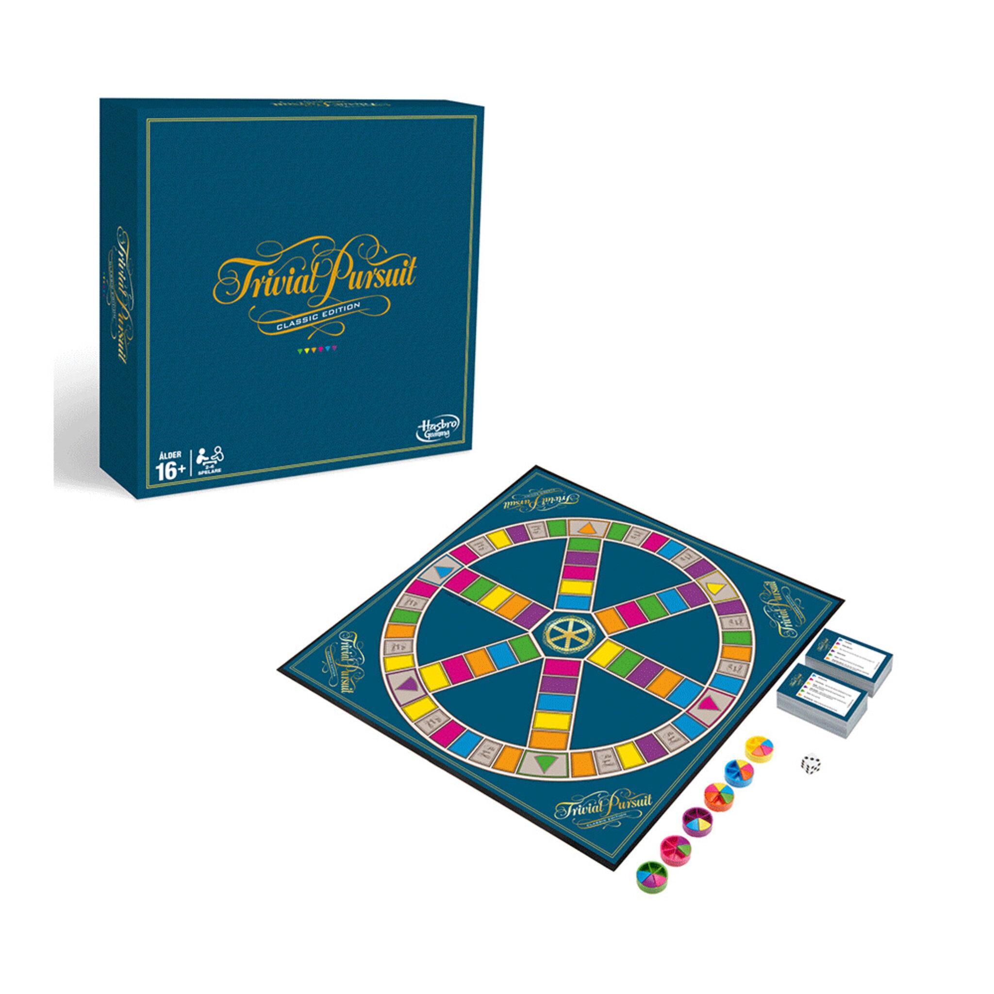 Trivial Pursuit Classic Edition SE