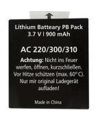 Rollei Akku Battery AC 220/300/310