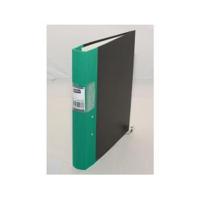 Gaffelpärm STAPLES A4 40mm grön