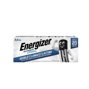 Energizer Batteri Ultimate AA, 10/FP