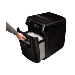 Dokumentförstörare FELLOWES AutoMax 200M, automatisk, 32L, P-5