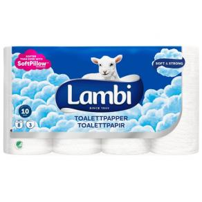 Toalettpapper LAMBI Soft_Strong 40/FP