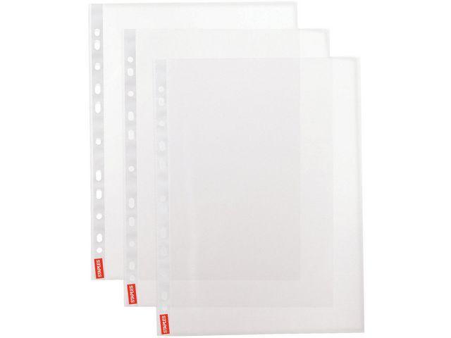 Plastficka SIMPLY A4 prägl.0,04mm, 100/FP